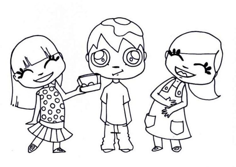Coloring Pages for Children 2