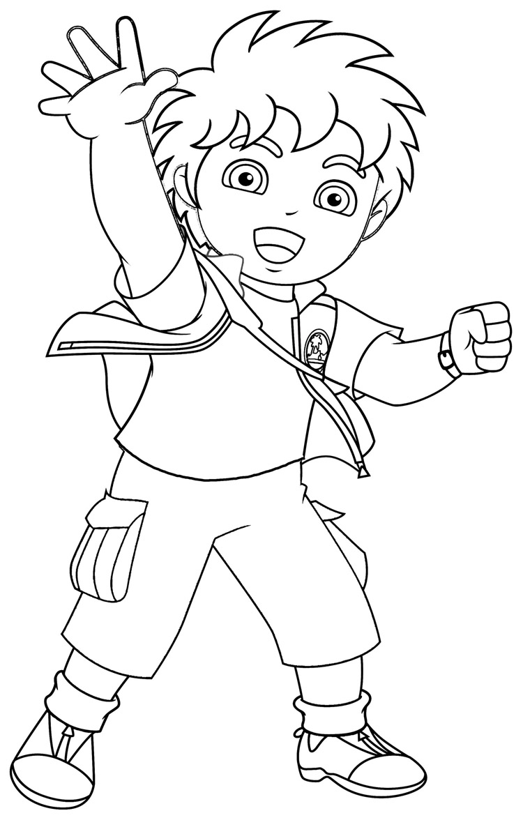 Coloring Pages for Children 5