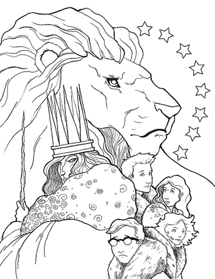 Coloring Print Out Pages 7