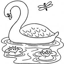 Barbie of Swan Lake Free Coloring Printable 2