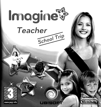 Imagine Teacher Free Coloring Printable 7