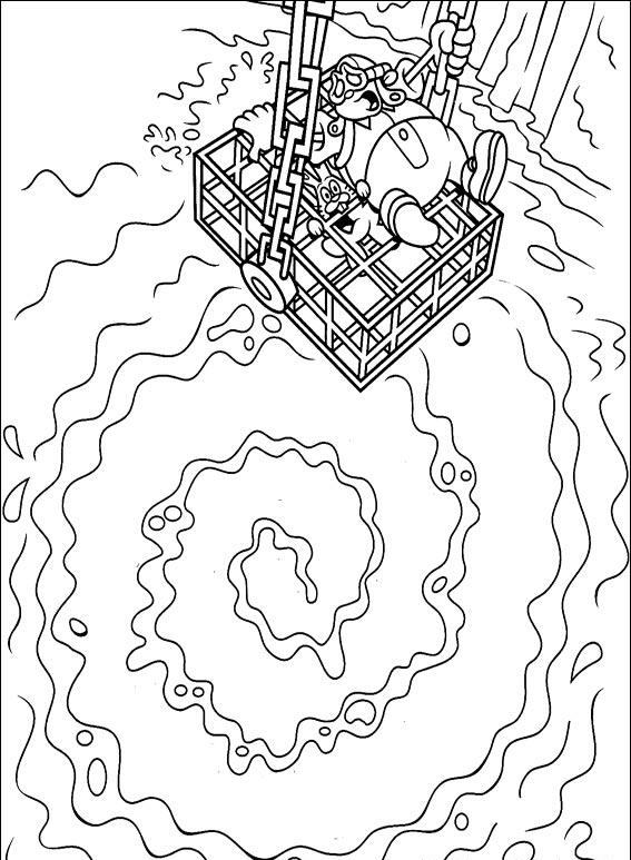Kids Next Door Coloring Pages 9