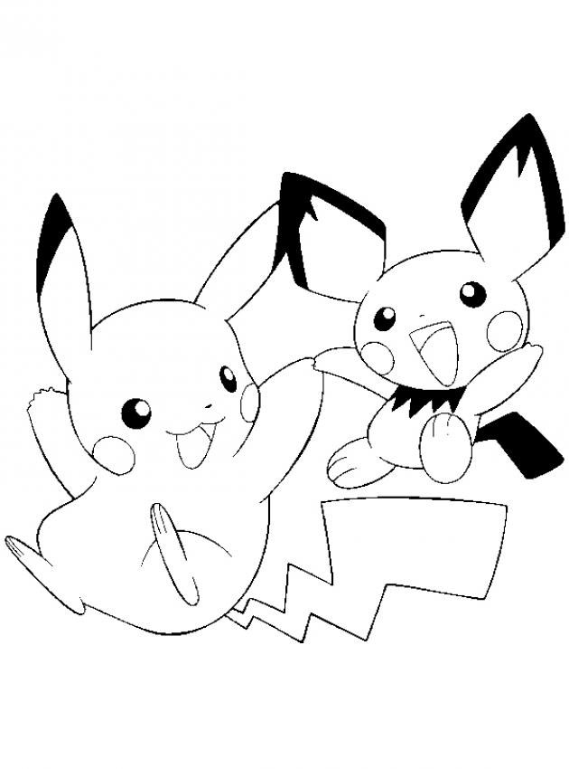 Pokemon Coloring 11