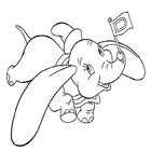 Dumbo Coloring 14