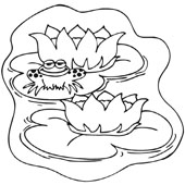 Flower Coloring Page 8