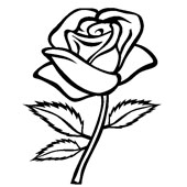 Flower Coloring Page 12